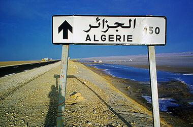 Getting a visa for Algeria
