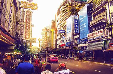 A guide to settling in Bangkok